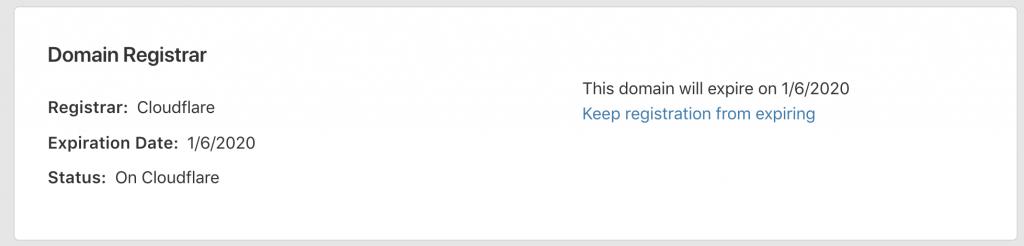 Hướng dẫn transfer tên miền về CloudFlare 24