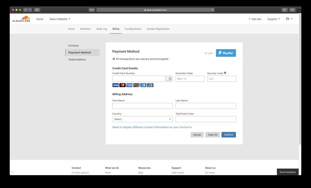 Hướng dẫn transfer tên miền về CloudFlare 15