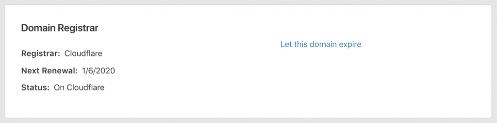 Hướng dẫn transfer tên miền về CloudFlare 23