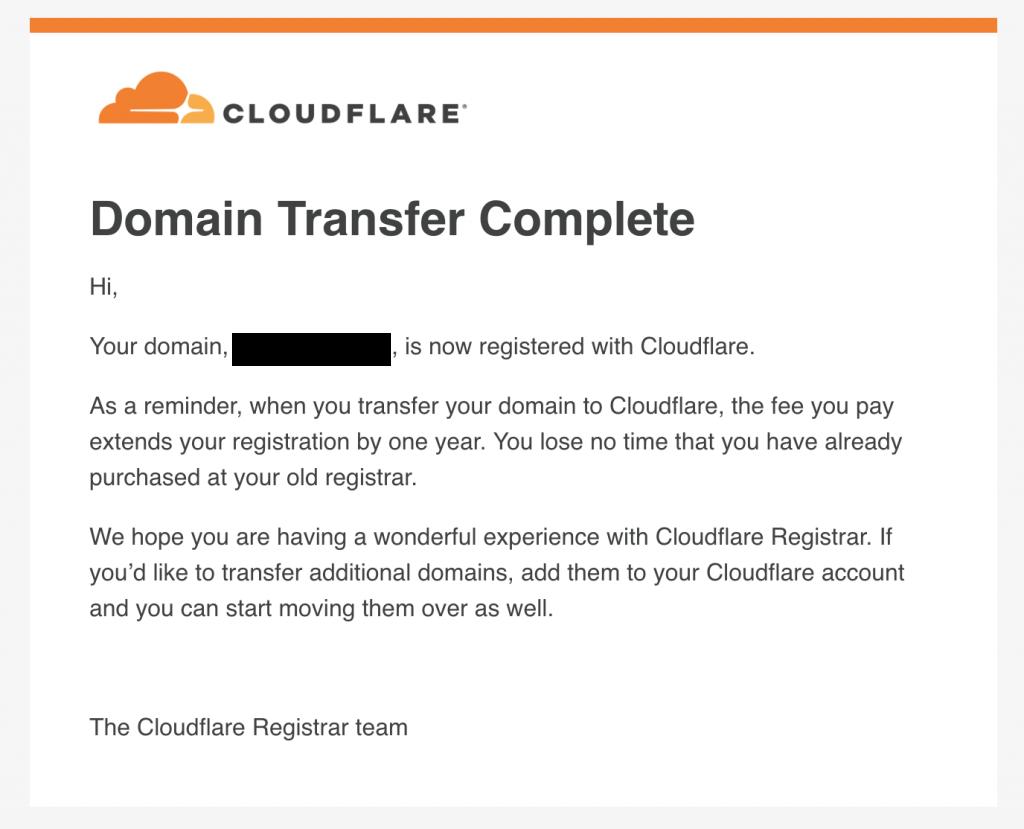 Hướng dẫn transfer tên miền về CloudFlare 22